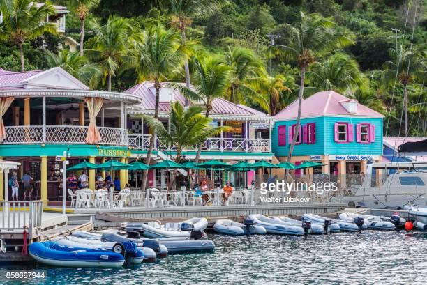 British Virgin Islands, Tortola, Exterior