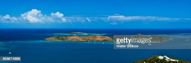 british virgin islands, virgin gorda, exterior - islas de virgin gorda fotografías e imágenes de stock