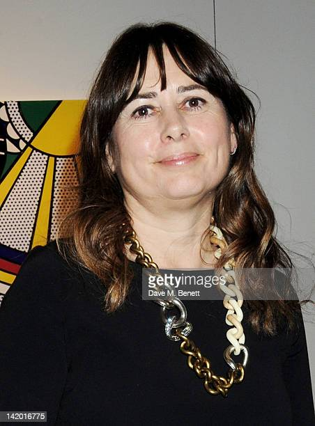 British Vogue editor Alexandra Shulman attends the launch of her debut novel 'Can We Still Be Friends' at Sotheby's on March 28 2012 in London England