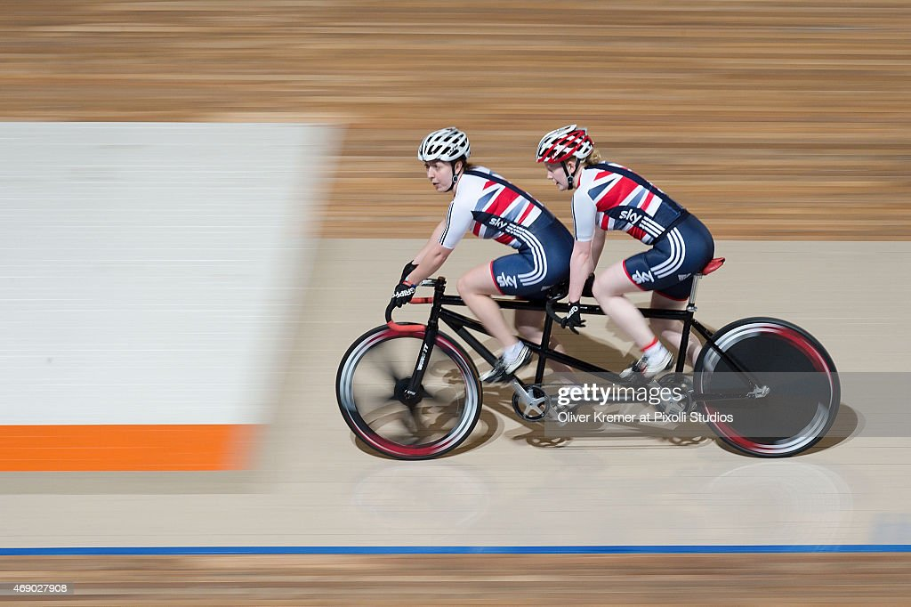 UCI Para-cycling Track World Championships - Day Three