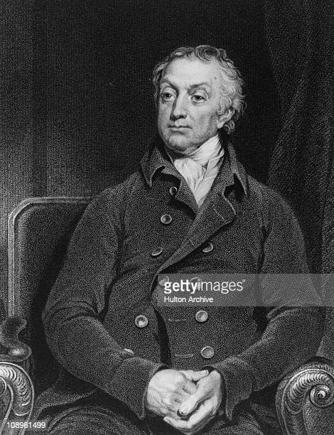 British Whig politician William Fitzwilliam 4th Earl Fitzwilliam 1817 From a painting by William Owen