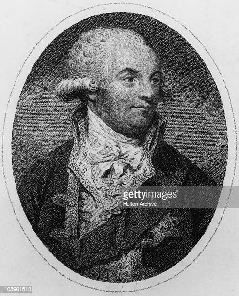 British Whig politician William Fitzwilliam 4th Earl Fitzwilliam circa 1795