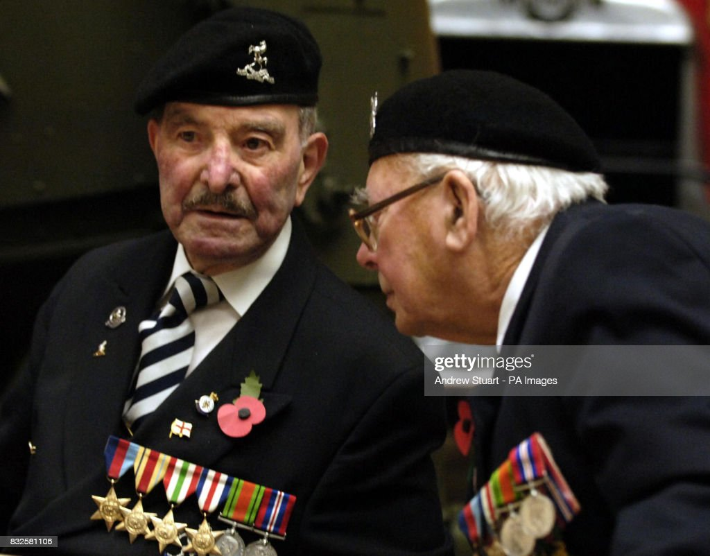 Remembrance Day : News Photo