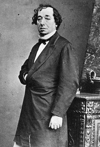 British writer and statesman Benjamin Disraeli .