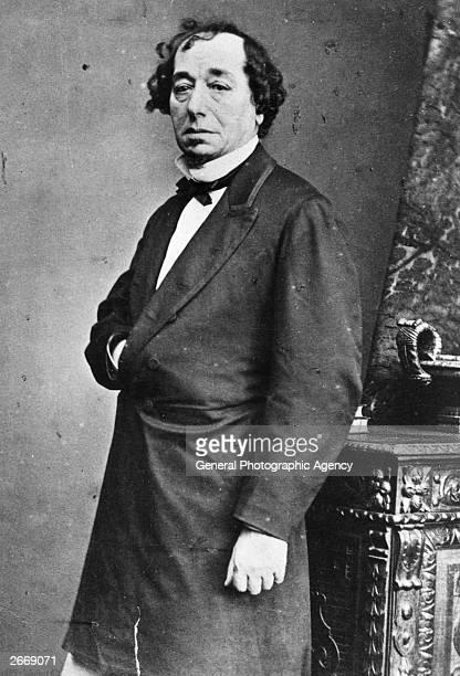 British writer and statesman Benjamin Disraeli