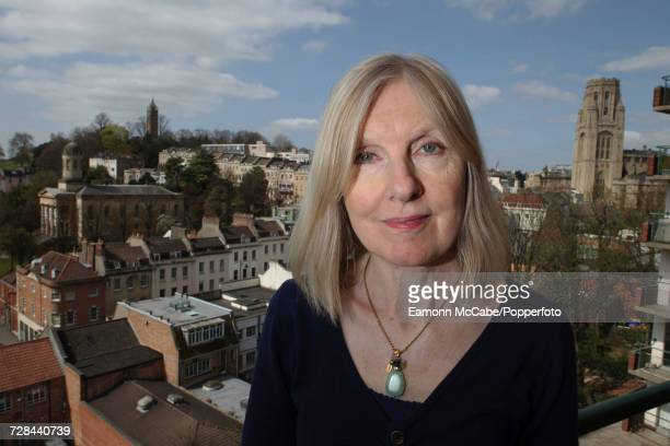 British writer Helen Dunmore at home in Bristol United Kingdom 16th April 2009