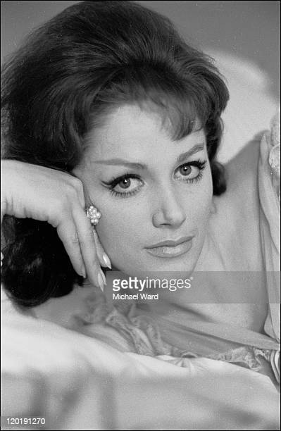 British writer Jackie Collins 1963