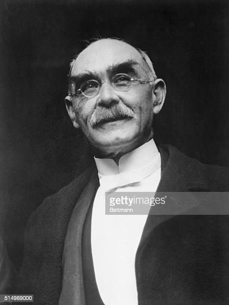 British Writer Rudyard Kipling
