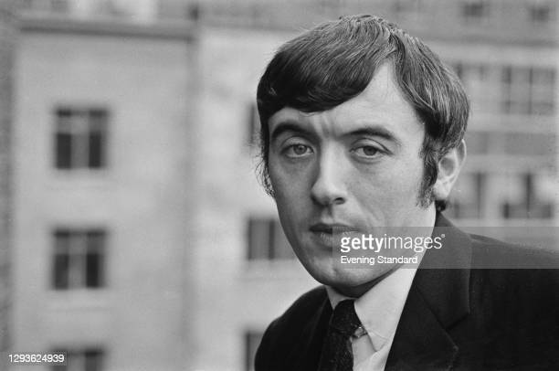 British writer, screenwriter and journalist Ray Connolly, UK, 7th October 1967.