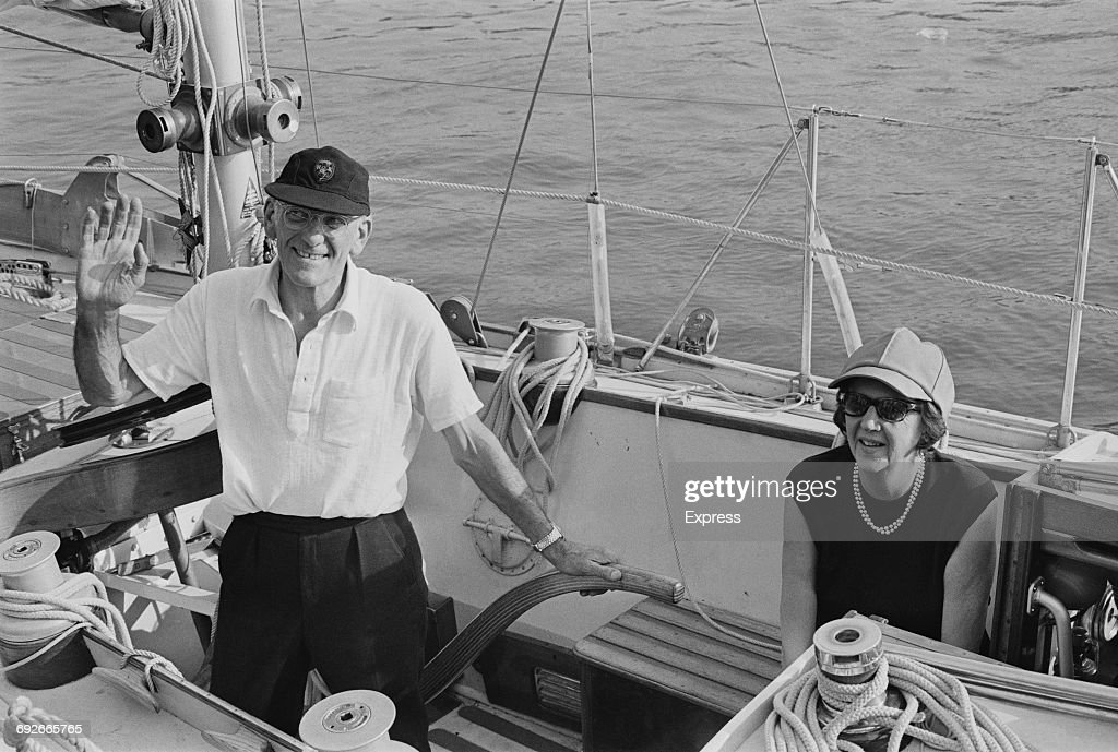 Francis Chichester : News Photo