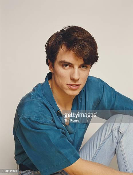 BritishAmerican actor singer and dancer John Barrowman circa 1995