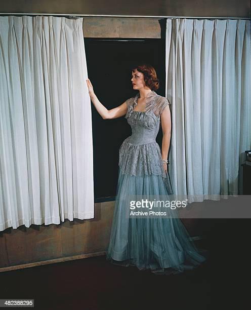 BritishAmerican actress Angela Lansbury circa 1950