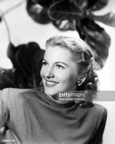 BritishAmerican actress Joan Fontaine circa 1948