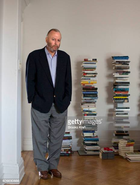 BritishAmerican author Christopher Hitchens In his Washington DC home Hitchens is a journalist literary critic and a columnist at Vanity Fair The...