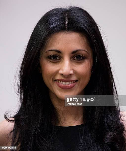 BritishAmerican television and film actress Reshma Shetty participated on a special event entitled Voices of Victims of Human Trafficking Readings...