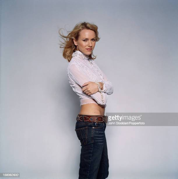 BritishAustralian actress Naomi Watts 2002