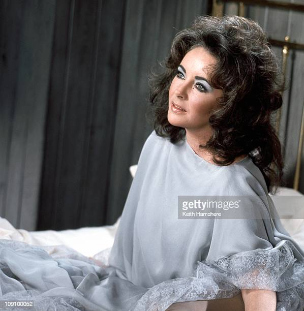 Britishborn actress Elizabeth Taylor as Rosie Probert in the film 'Under Milk Wood' 1972 The film was based on a 1954 radio play by Dylan Thomas