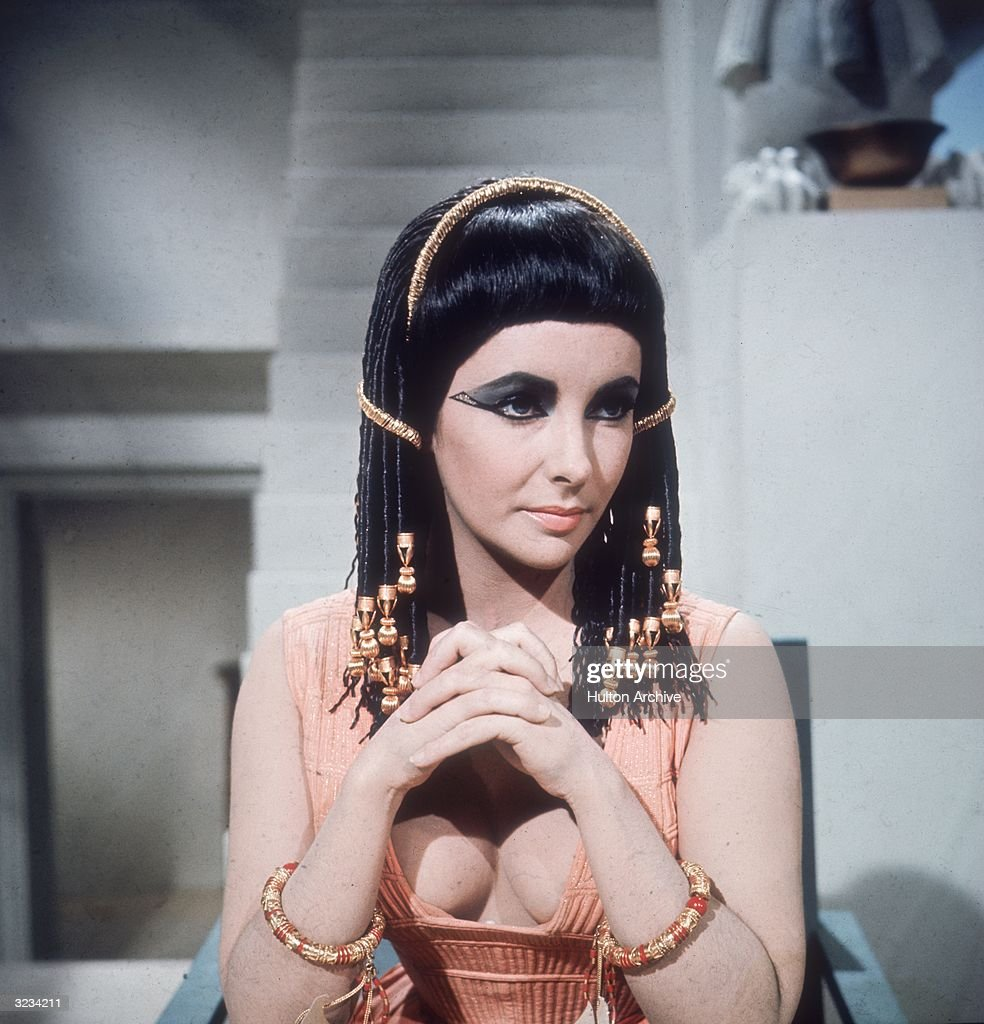 Queen Of The Nile : News Photo