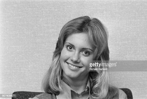 Britishborn Australian singer songwriter and actress Olivia NewtonJohn 27th June 1974