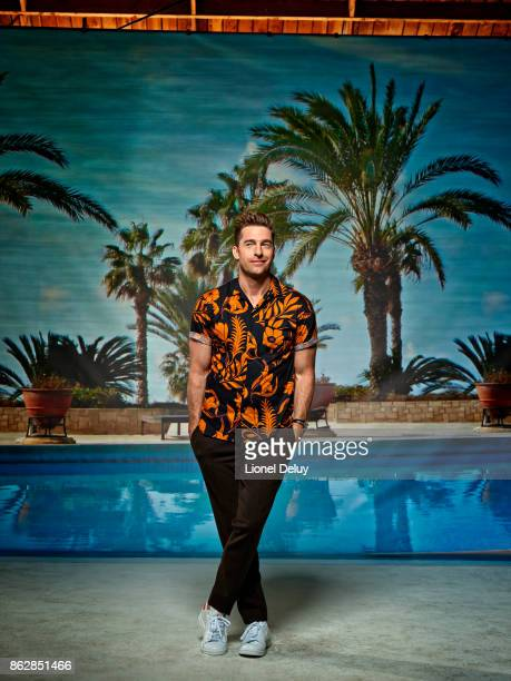 British-Canadian film and television actor Scott Speedman for Prestige on June 3, 2017 in Los Angeles, California. PUBLISHED IMAGE.