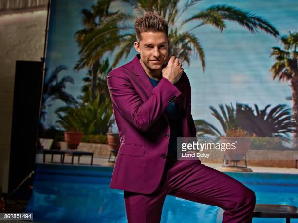 BritishCanadian film and television actor Scott Speedman for Prestige on June 3 2017 in Los Angeles California COVER IMAGE