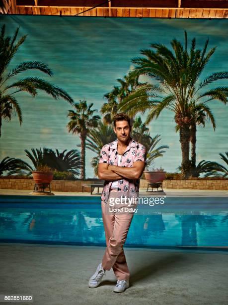 BritishCanadian film and television actor Scott Speedman for Prestige on June 3 2017 in Los Angeles California