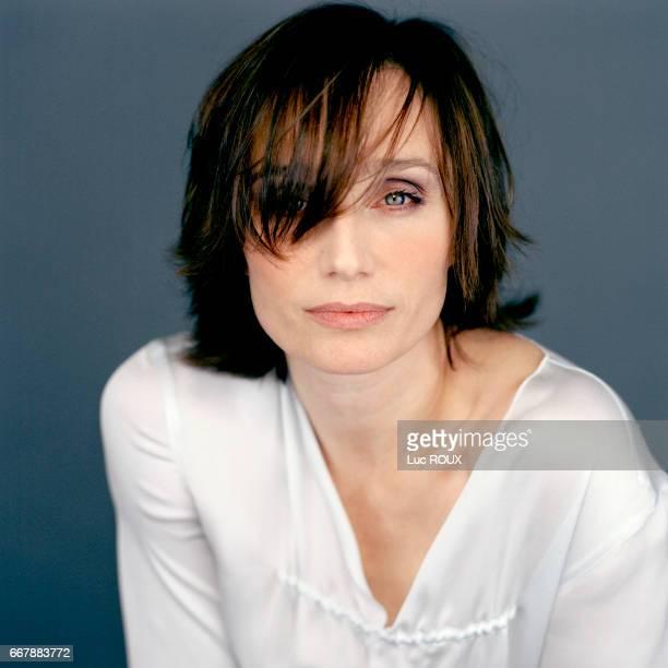 British-French actress Kristin Scott Thomas