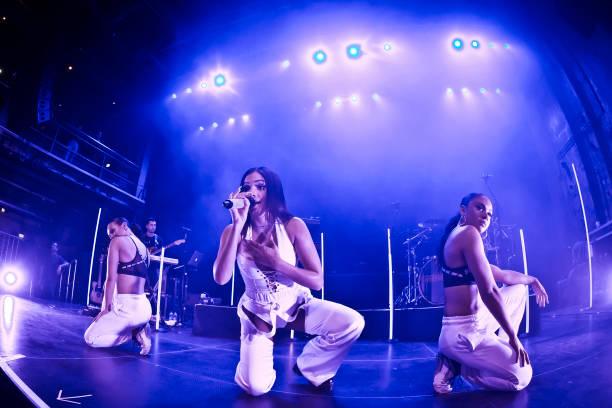 DEU: Mabel Perform In Berlin