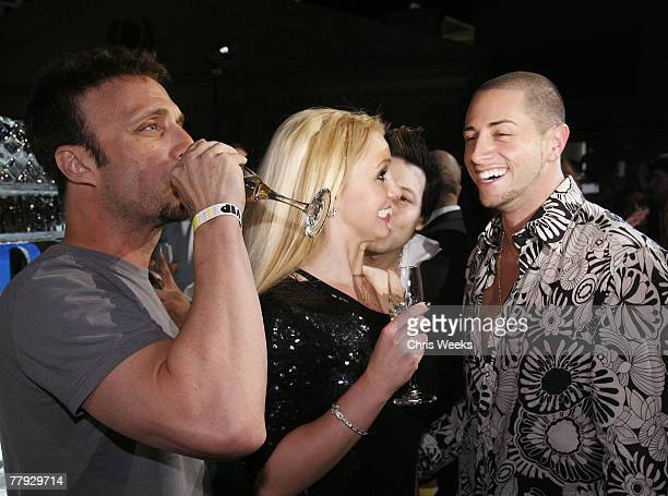 Britney Spears and guests *EXCLUSIVE*