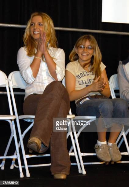 Britney Spears and JamieLynn Spears
