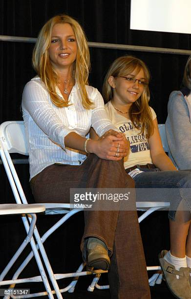 Britney Spears and JamieLynn Spears