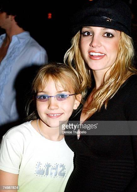 Britney Spears and sister Jamie Lynn Spears