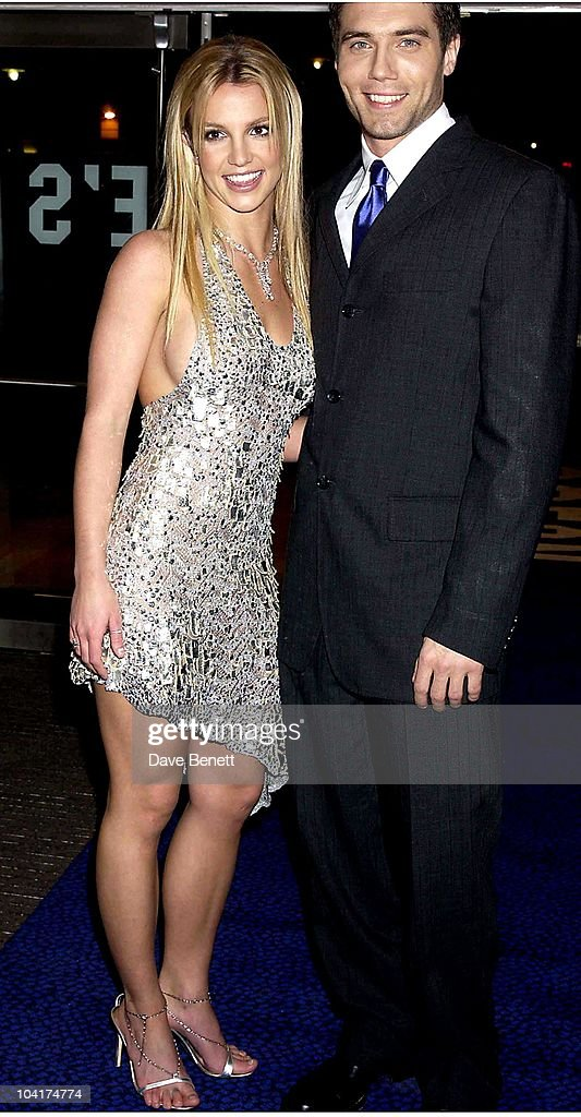 Britney Spears & Anson Mount, 'Crossroads' Movie Premiere ...