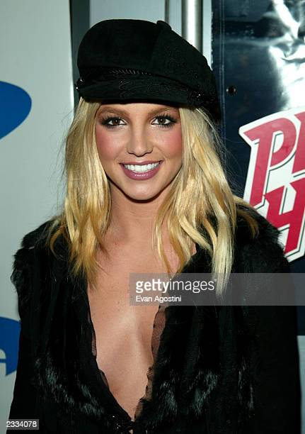 Britney Spears arrives at Planet Hollywood to give fans a Sneak Peek at her new photo book 'Stages' to be released with a copack DVD in New York City...
