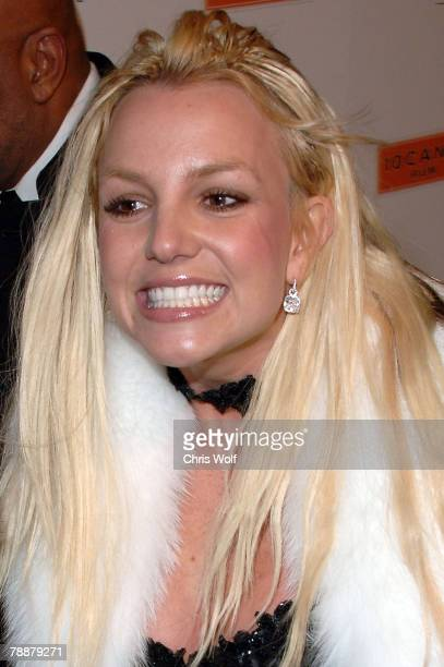 Britney Spears at Scandinavian Style Mansion on December 1, 2007 in Beverly Hills, California.