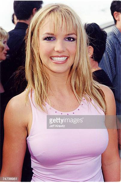Britney Spears at the 1999 Teen Choice Awards in Los Angeles at the 1999 Teen Choice Awards at in Los Angeles California
