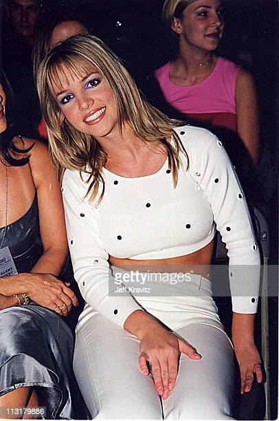 Britney Spears at the 1999 Teen Choice Awards in Los Angeles