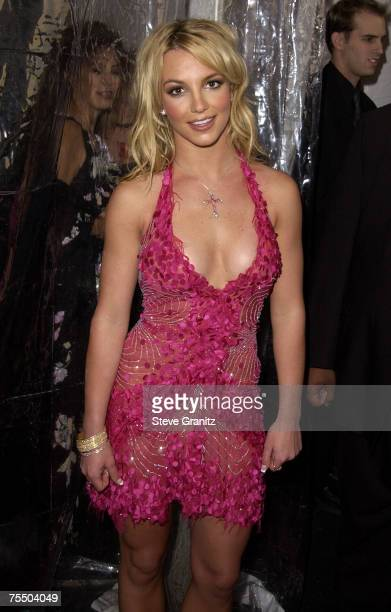 Britney Spears at the The Shrine Auditorium in Los Angeles California