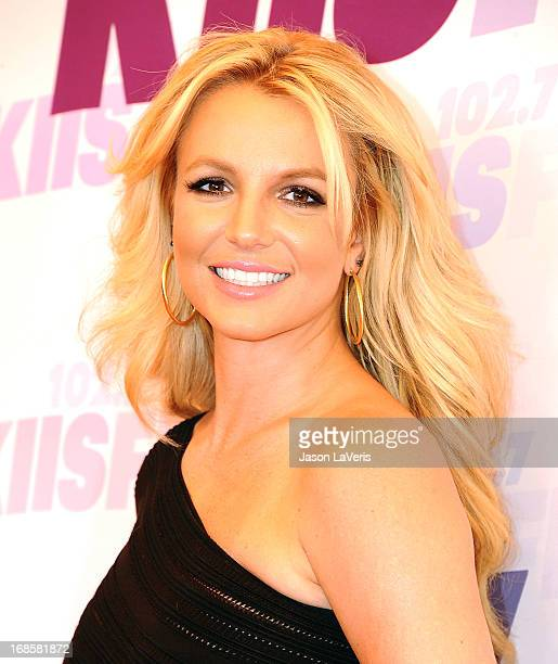 Britney Spears attends 1027 KIIS FM's Wango Tango at The Home Depot Center on May 11 2013 in Carson California