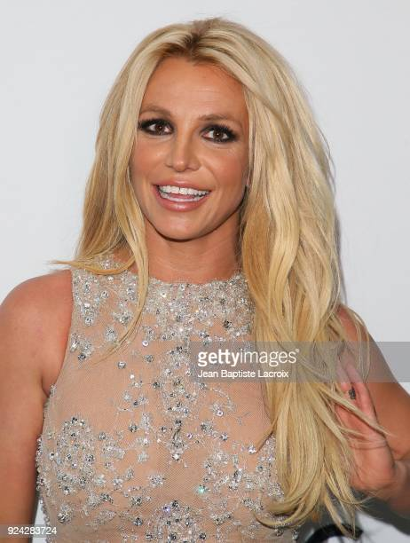 Britney Spears attends the 4th Hollywood Beauty Awards on February 25 2018 in Hollywood California