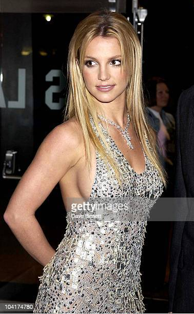 Britney Spears 'Crossroads' Movie Premiere At The Odeon Cinema In Leicester Square London