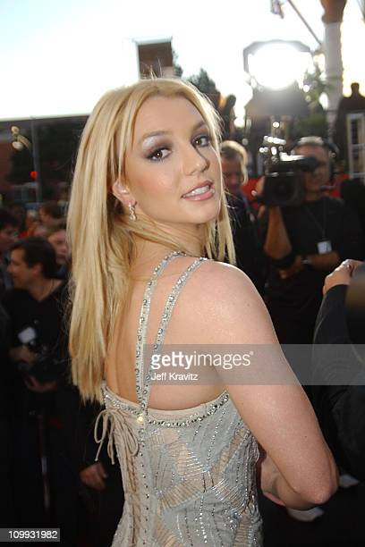 Britney Spears during 31st Annual American Music Awards Arrivals at Shrine Auditorium in Los Angeles California United States