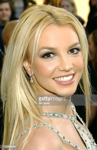 Britney Spears during 31st Annual American Music Awards Arrivals at The Shrine Auditorium in Los Angeles California United States
