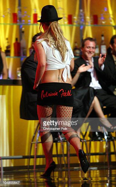 Britney Spears during MTV Bash Carson Daly at Hollywood Palladium in Hollywood California United States