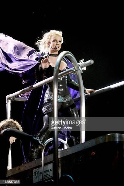 Britney Spears during Rock In Rio Lisboa - Day 5 at Belavista Park in Lisbon, Belavista Park, Portugal.