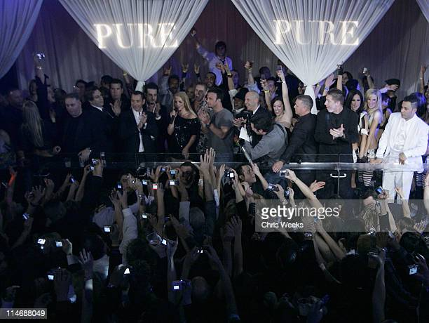 Britney Spears guests and crowd *EXCLUSIVE*