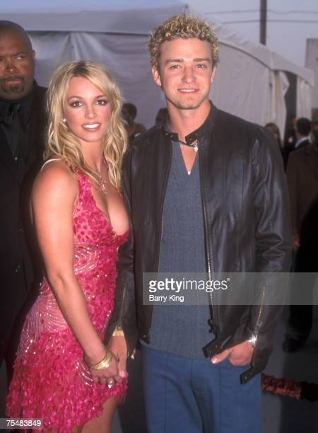 Britney Spears Justin Timberlake at the The Shrine Auditorium in Los Angeles California