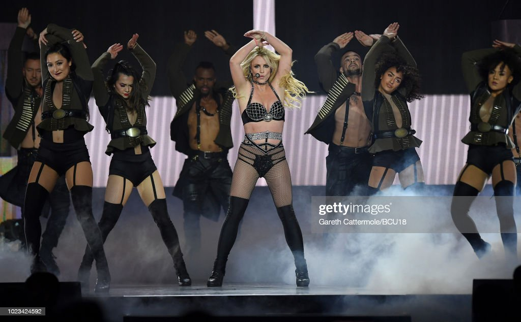 "Britney Spears ""Piece Of Me"" Summer Tour - London : News Photo"