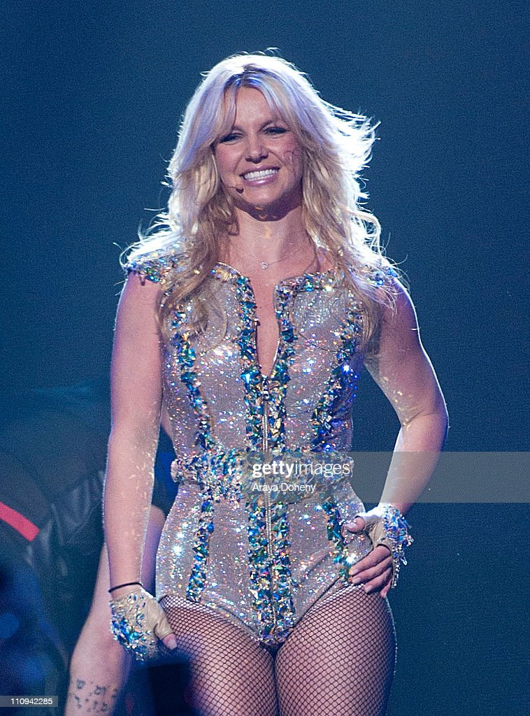 """Good Morning America's"" Exclusive Britney Spears Performance"