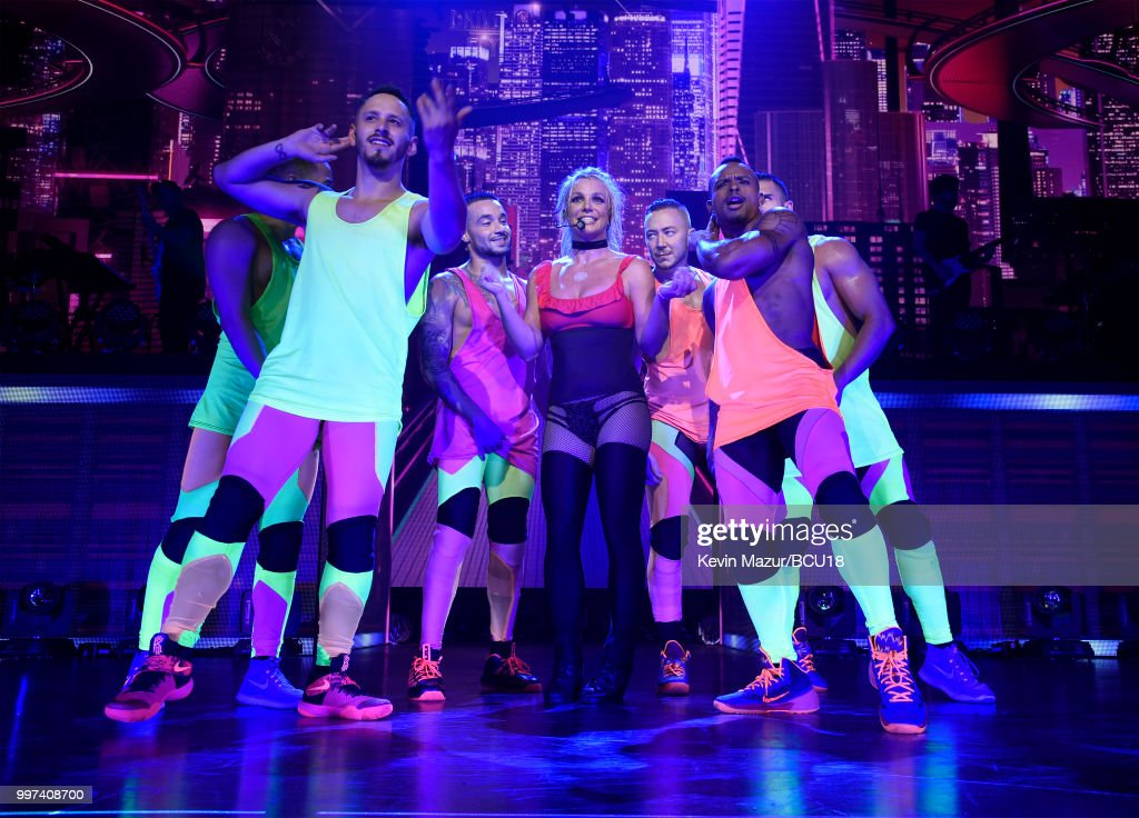 "Britney Spears ""Piece of Me"" Summer Tour Opener - National Harbor : News Photo"